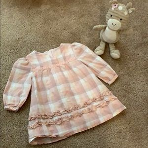 Other - Baby Girl pink dress!